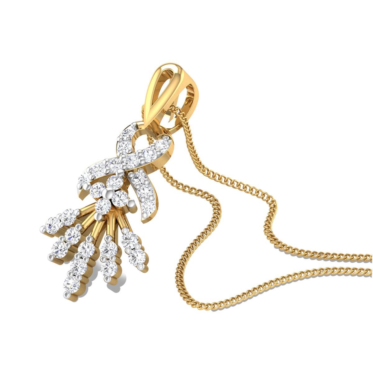 Sofia Diamond Pendant