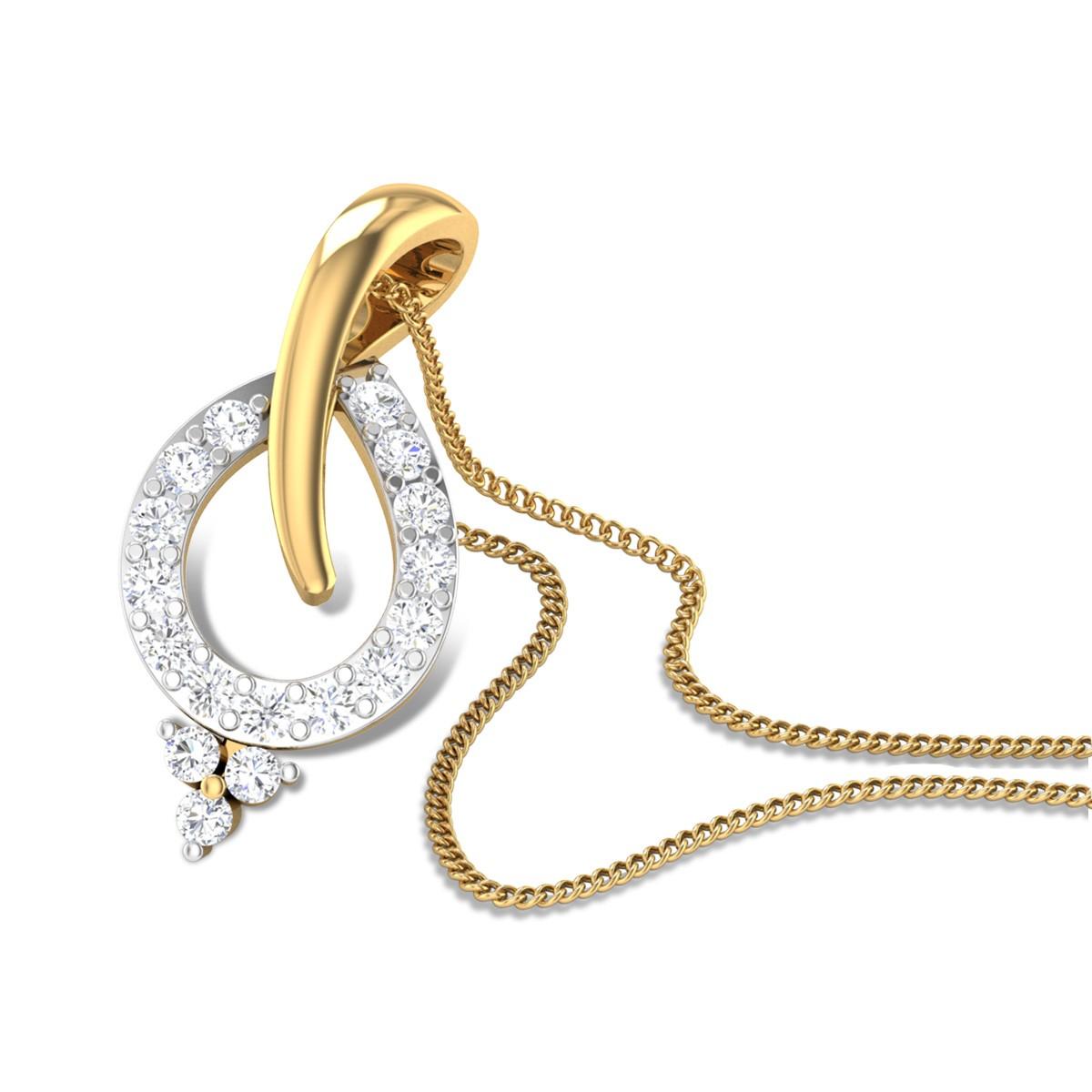 Isabella Diamond Pendant