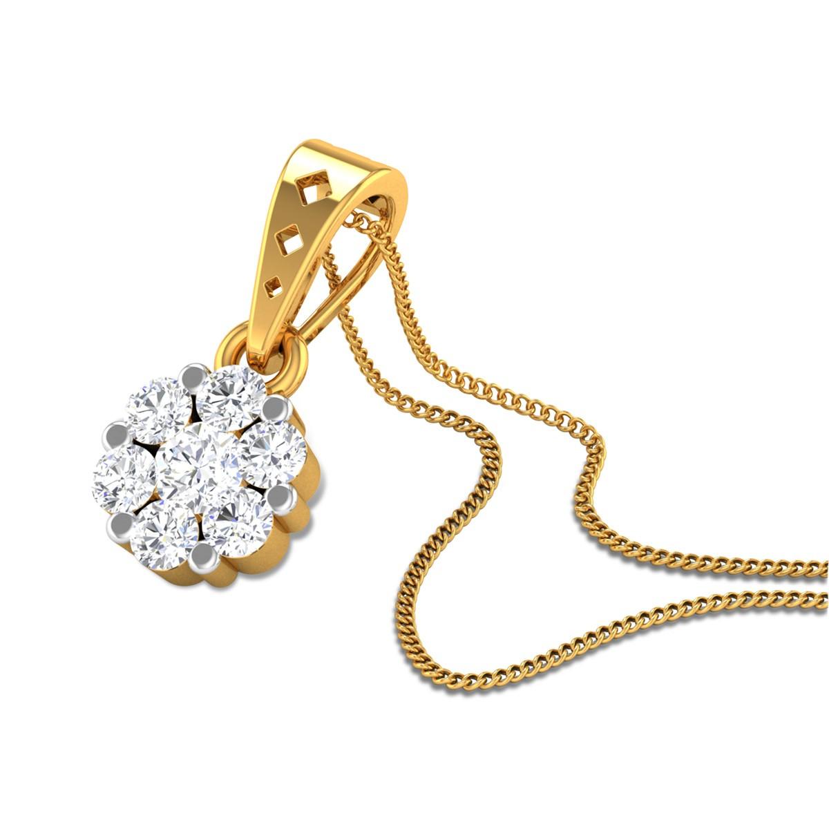 Clara Diamond Pendant