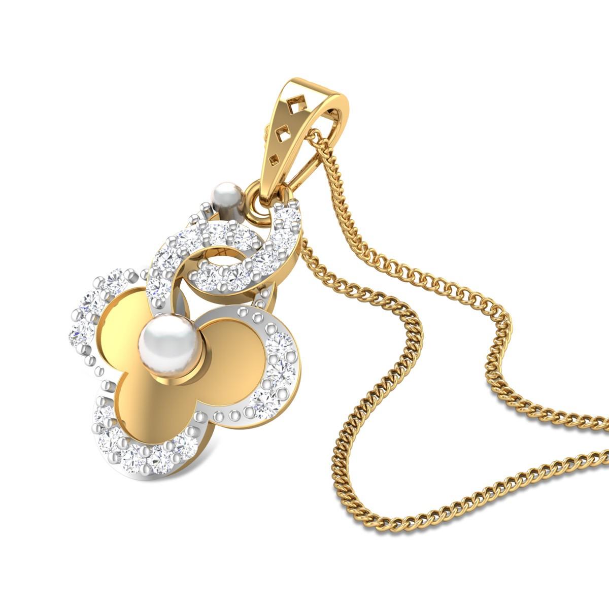 Kalindi Pearl Pendant