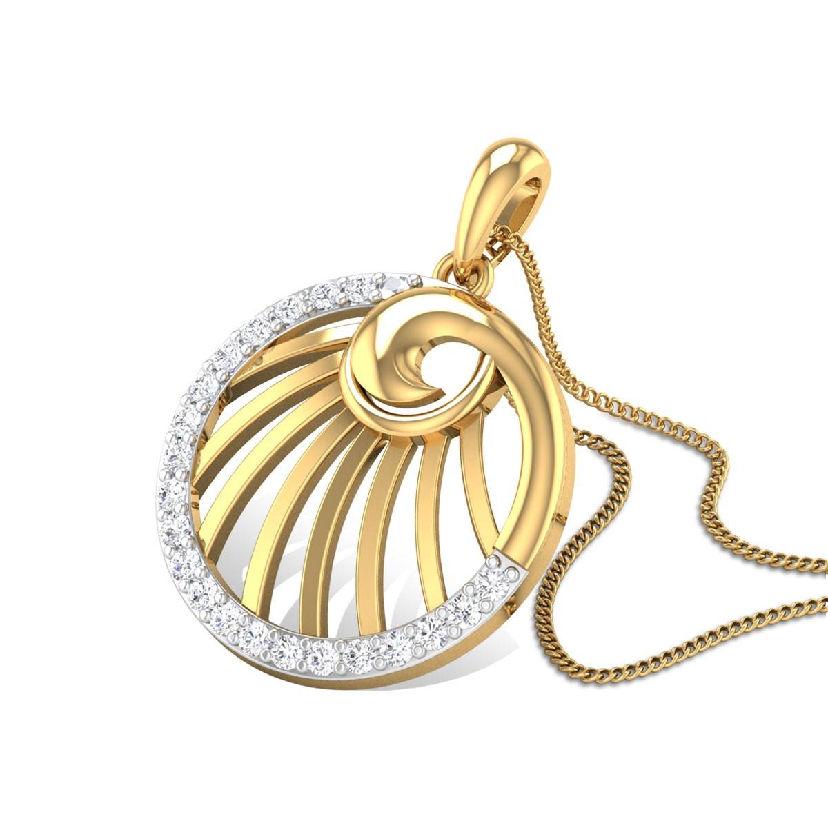 Patrizia Diamond Pendant