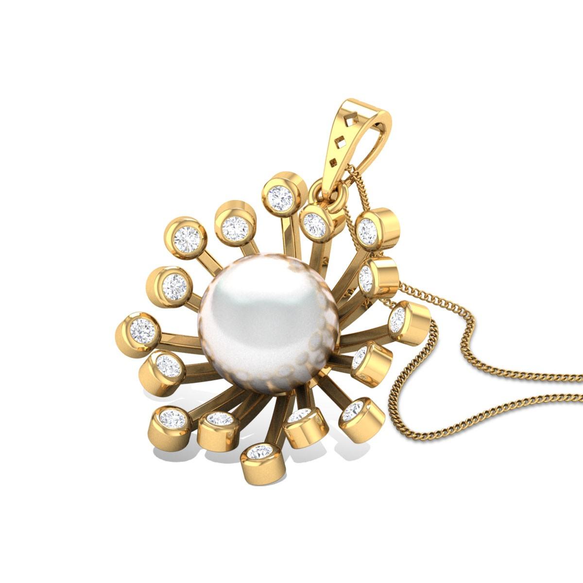 Saibya Pearl Pendant