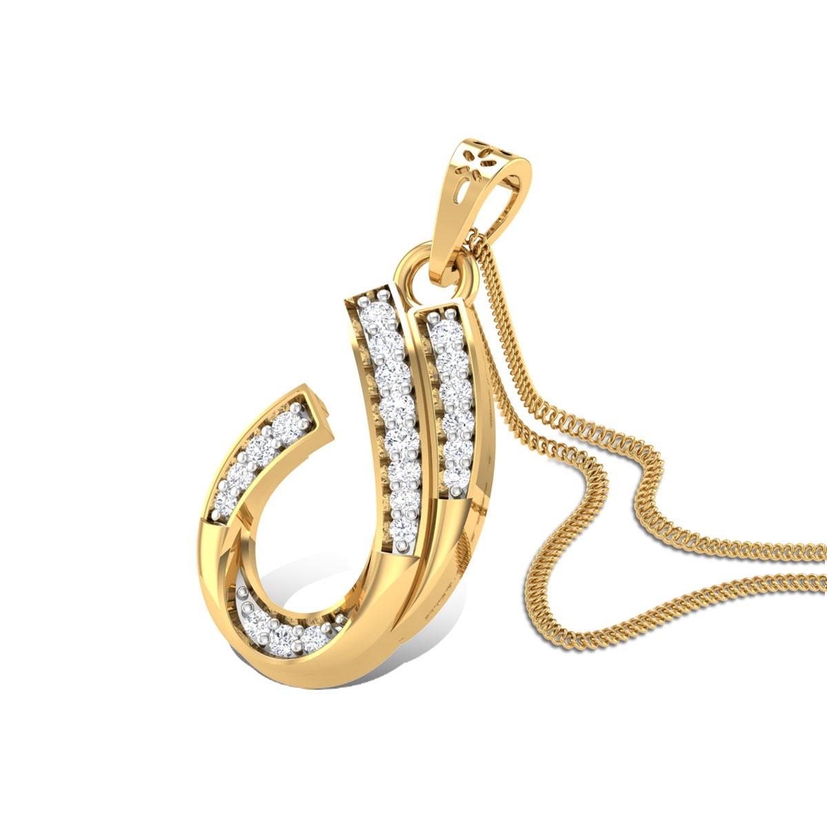 Dianne Diamond Pendant