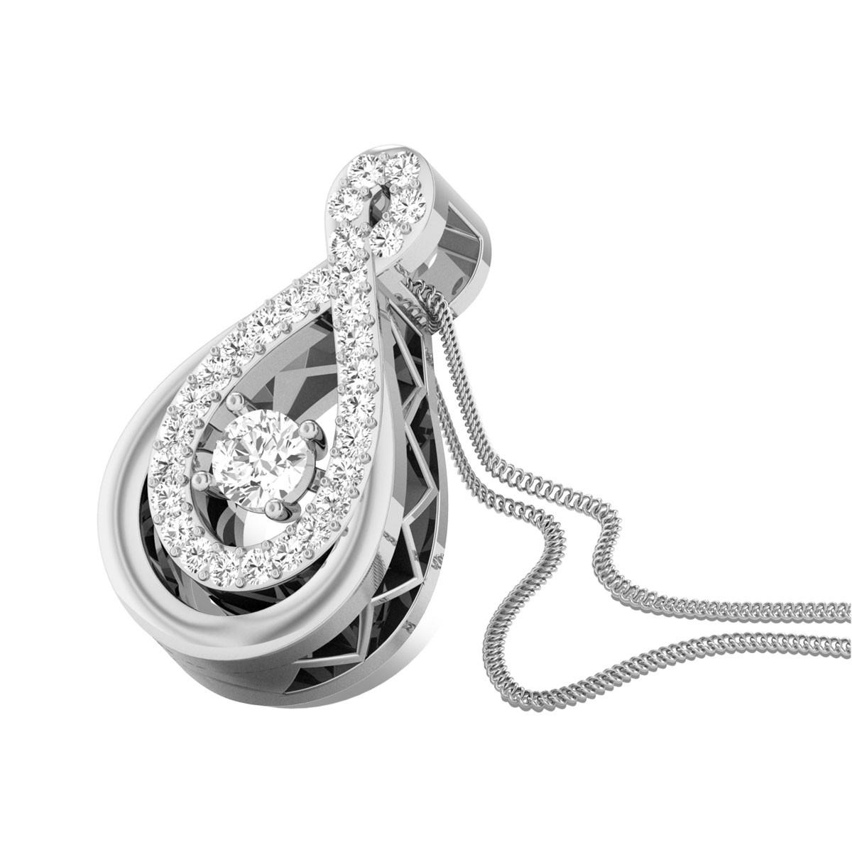 Ballroom Perfect Diamond Pendant