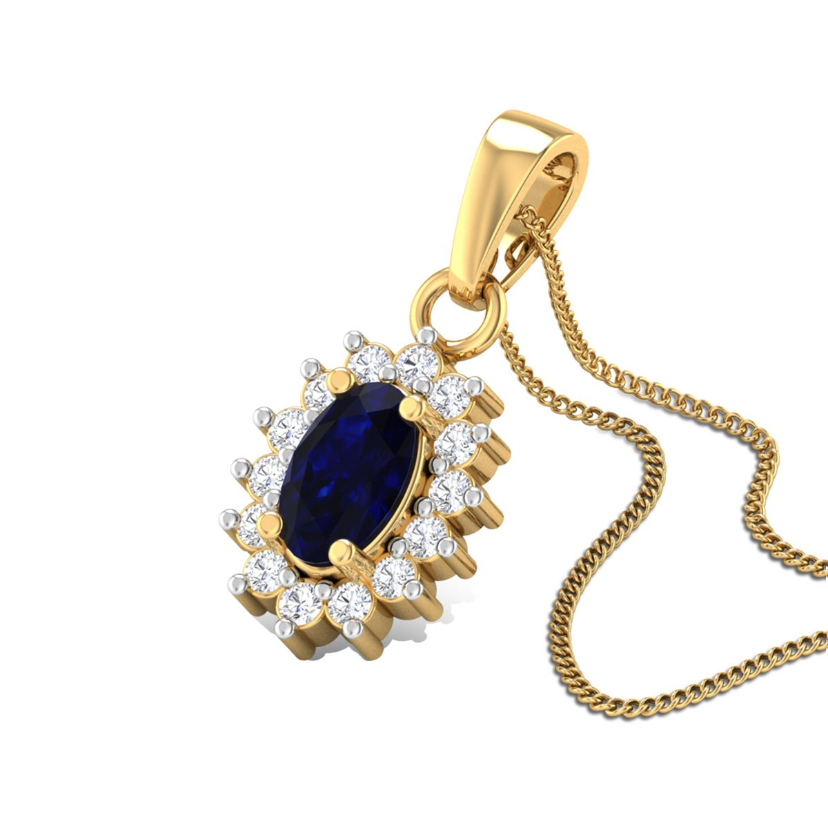 Serenity Diamond Pendant