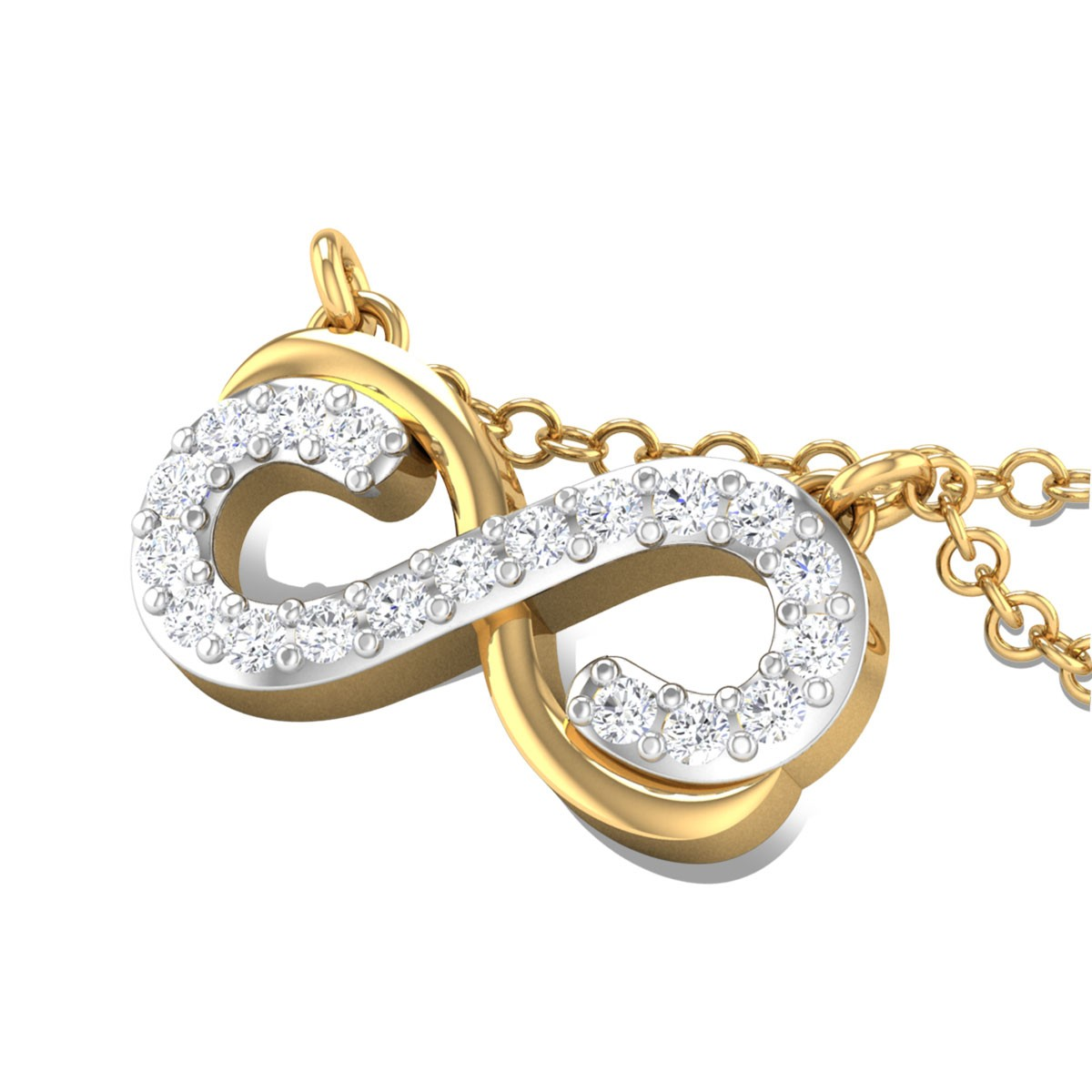 Azala Diamond Pendant