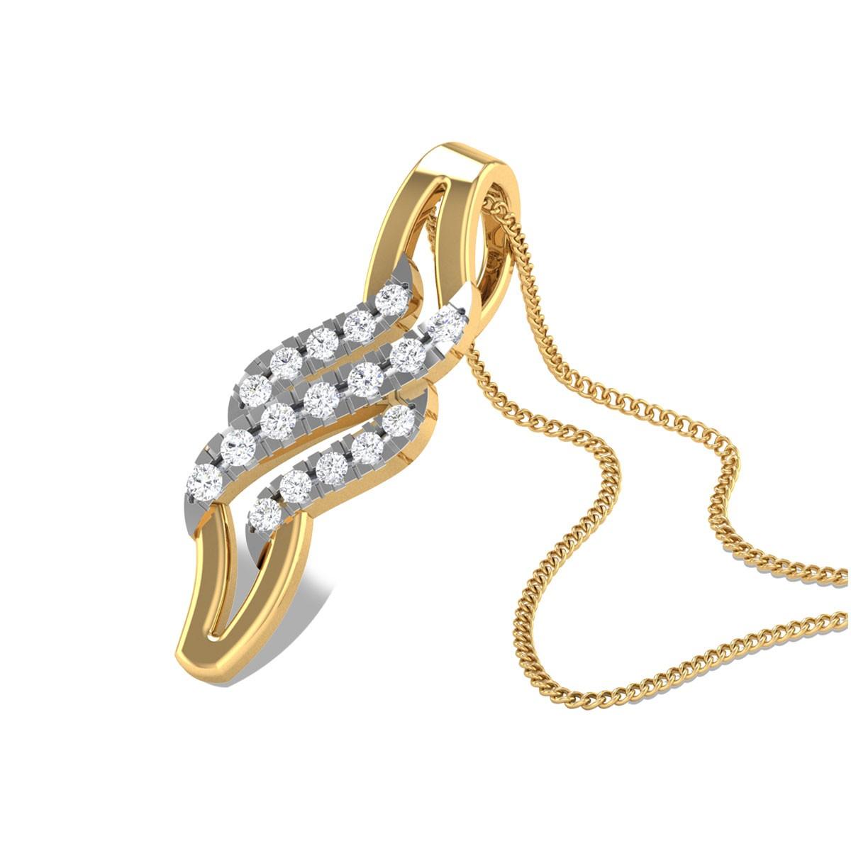 Enna Diamond Pendant