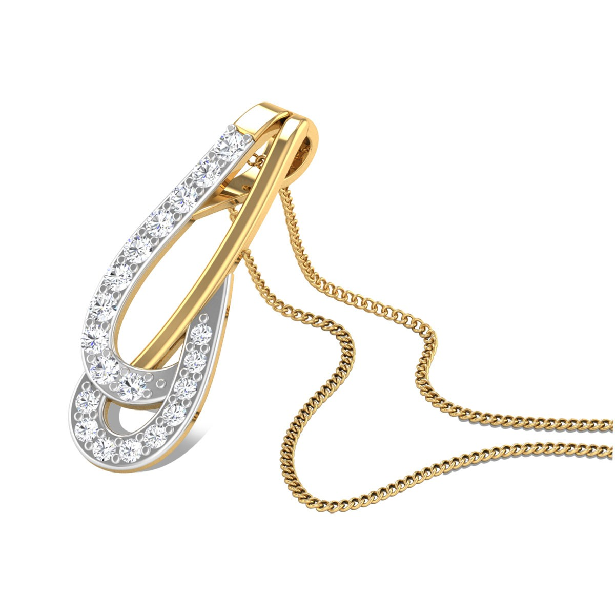 Vallarie Diamond Pendant