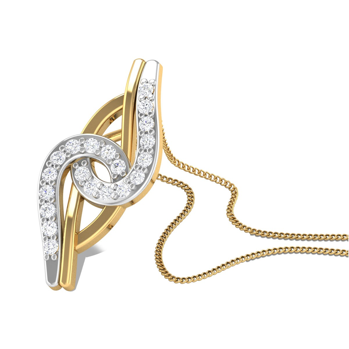 Endear Diamond Pendant