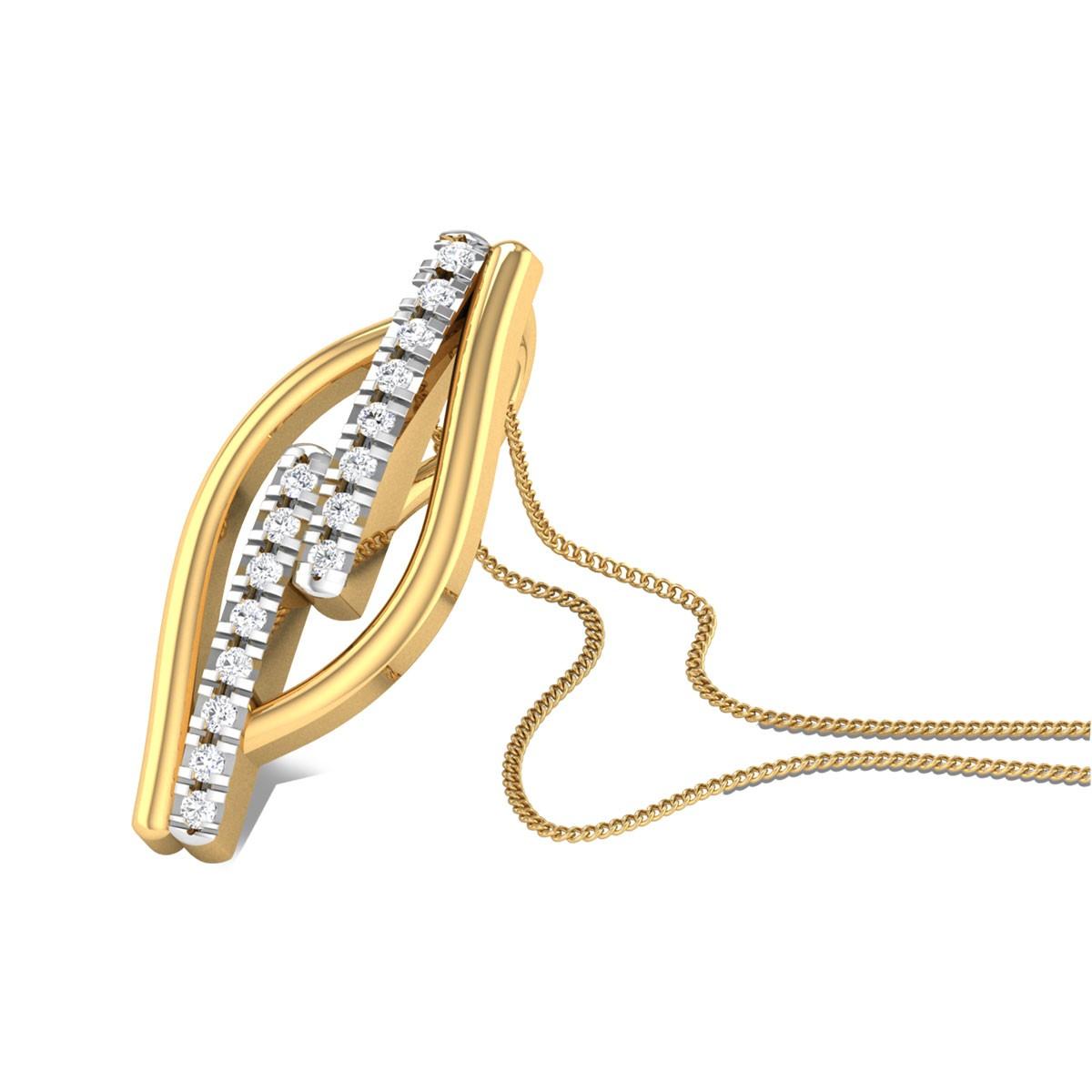 Urban Spirit Diamond Pendant