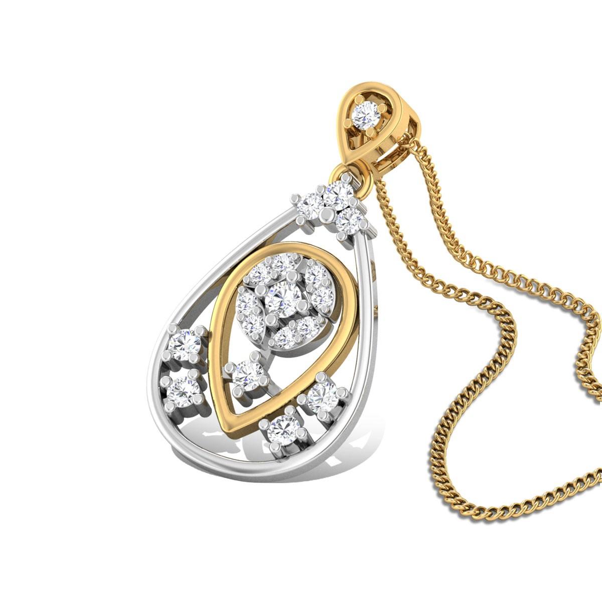 Junia Diamond Pendant