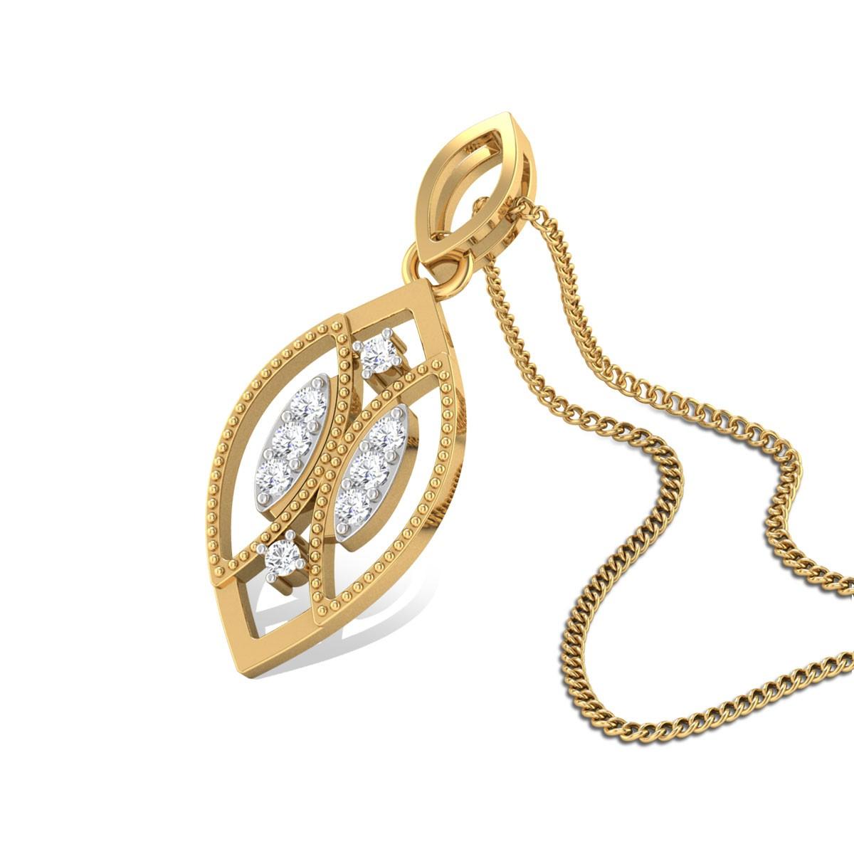 Livius Diamond Pendant