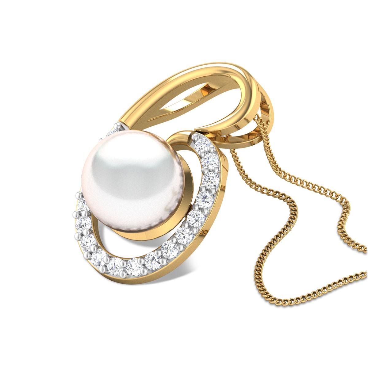 Priapus Pearl Pendant