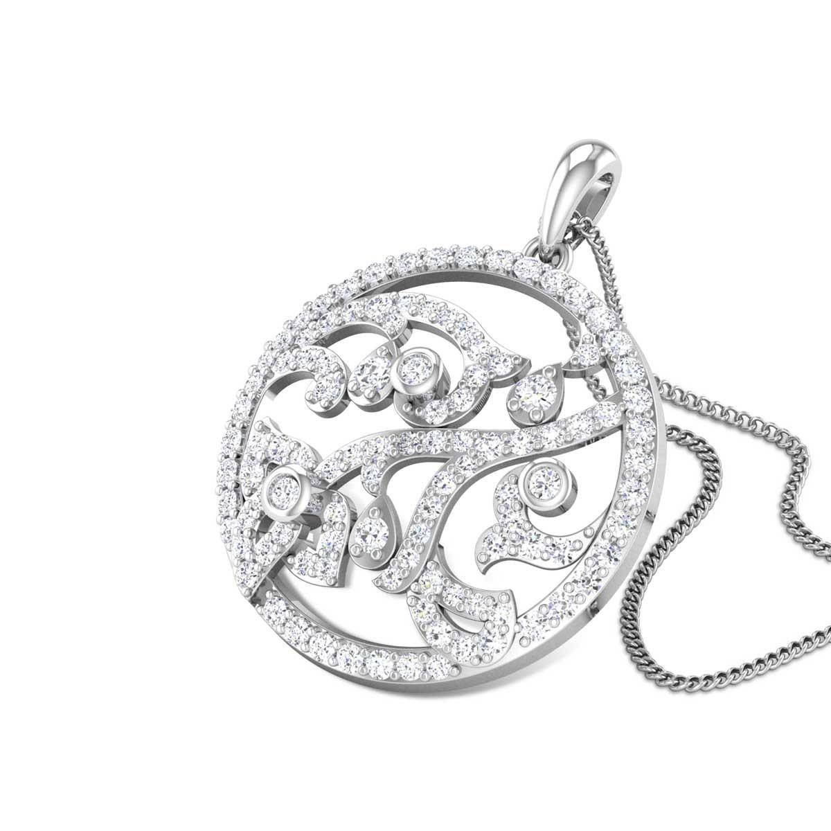 Abaigeal Diamond Pendant