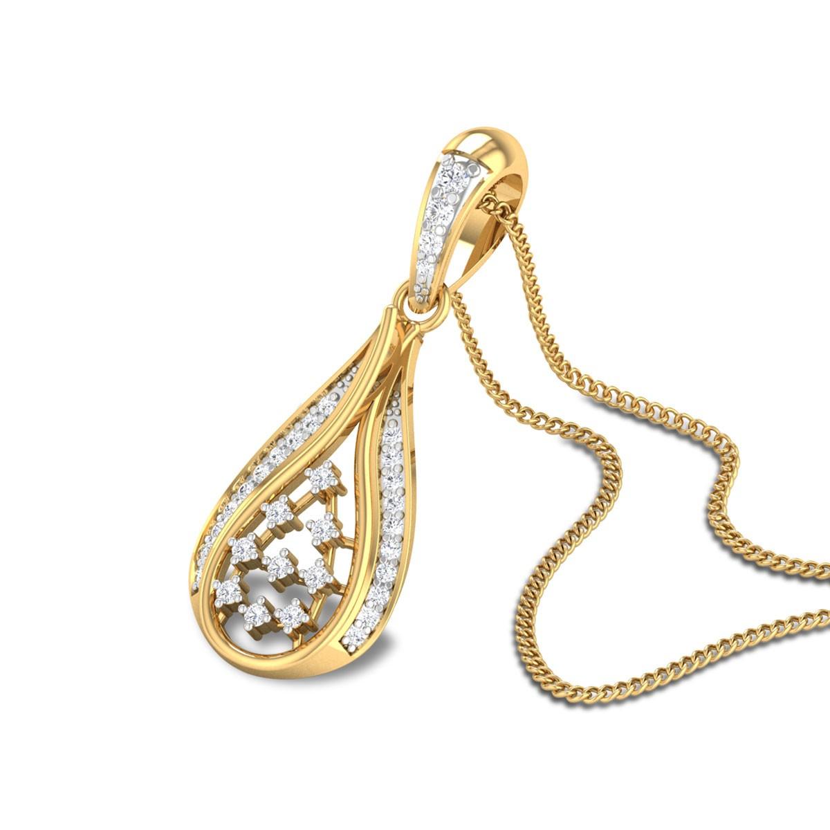 Samar Diamond Pendant