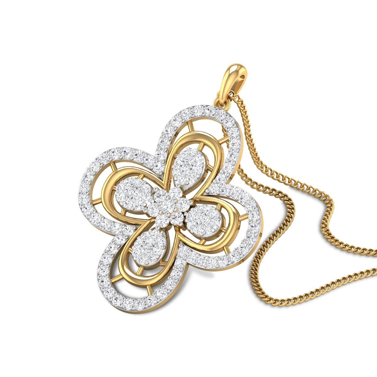 Conor Diamond Pendant