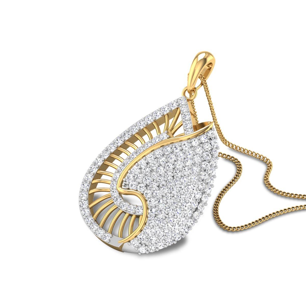 Landra Diamond Pendant