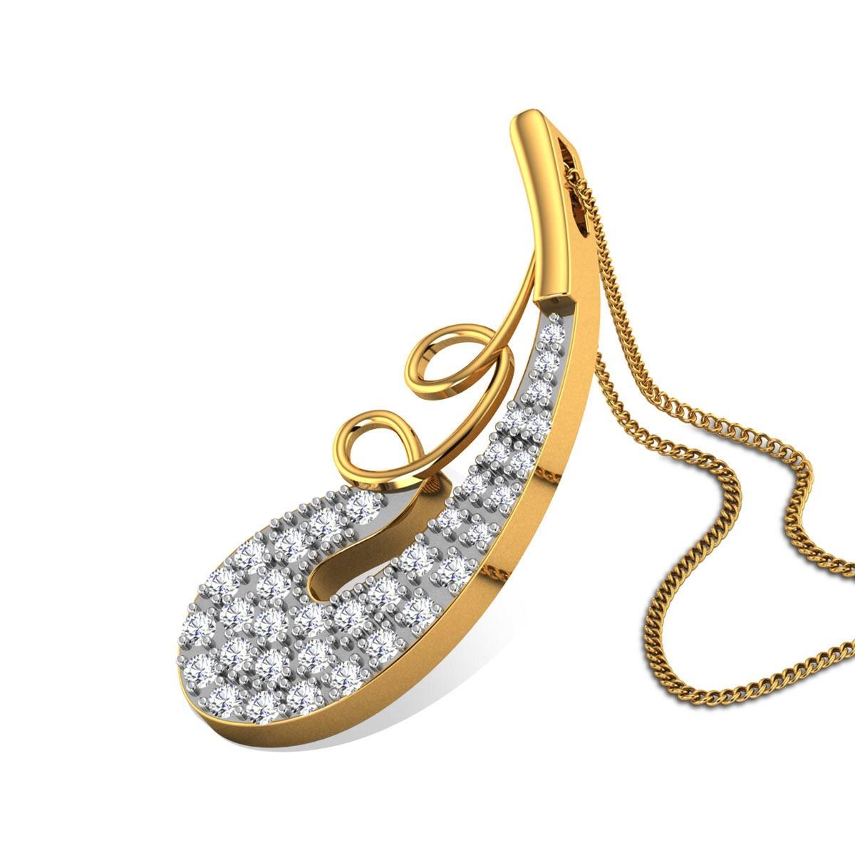 Aamaal Diamond Pendant