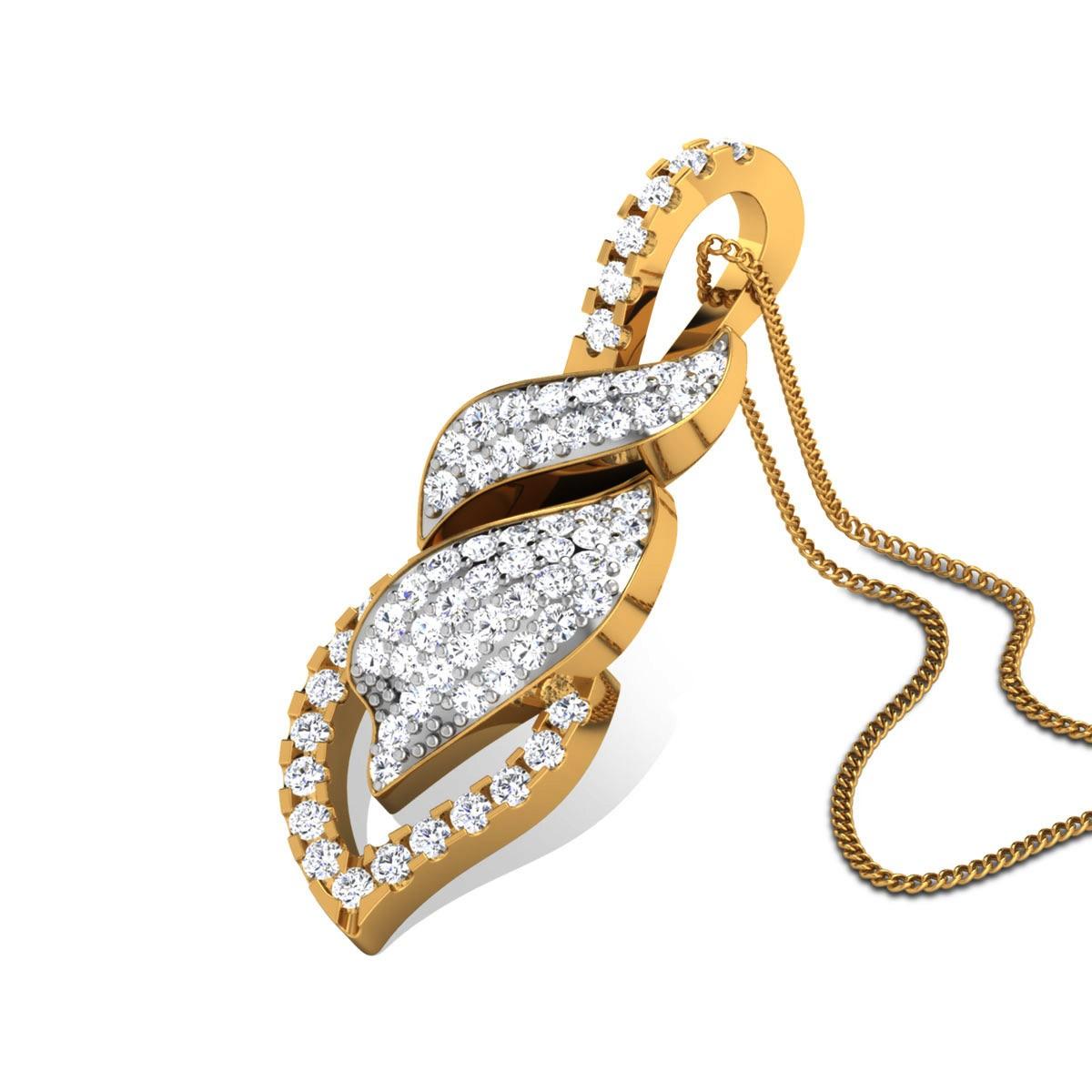 Bratati Diamond Pendant