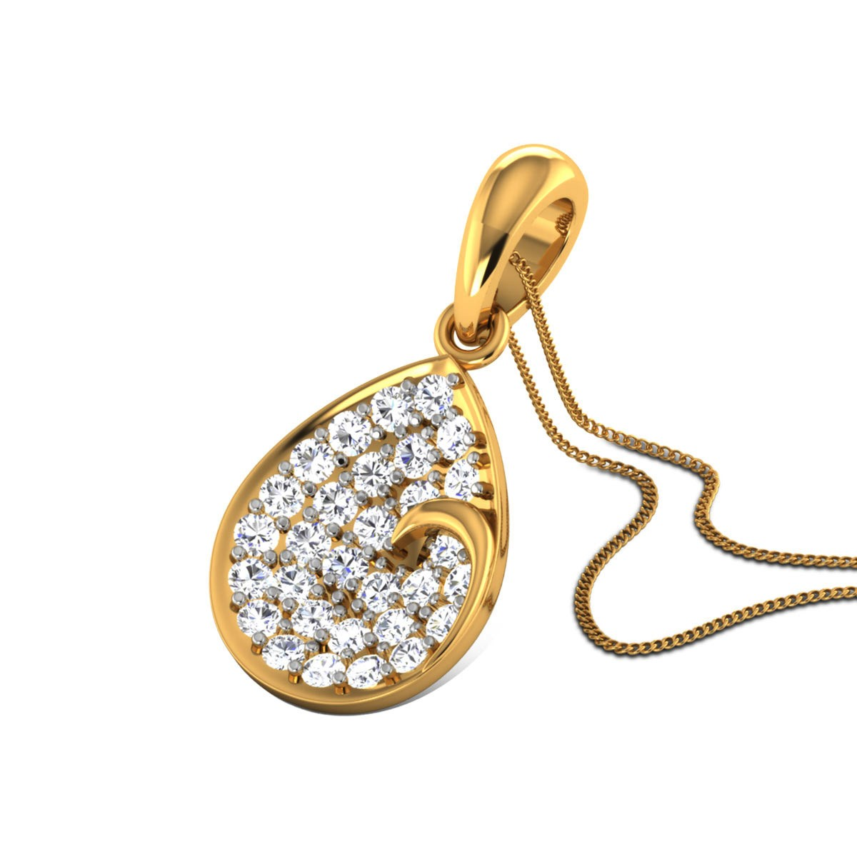 Bhini Diamond Pendant