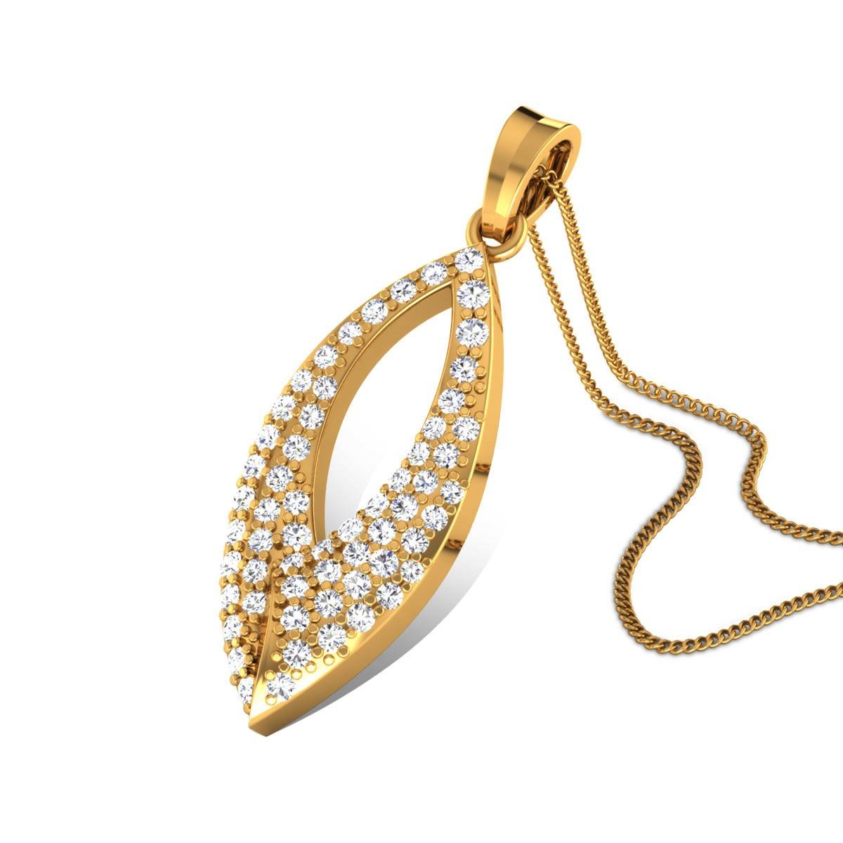 Cheshta Diamond Pendant