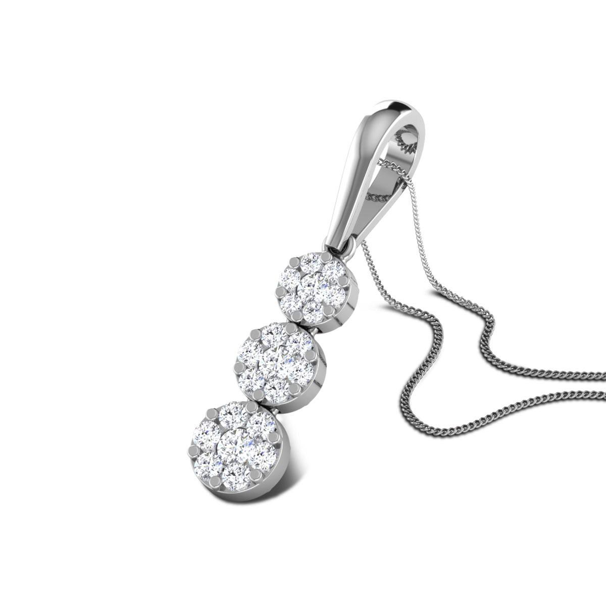 Nevaeh Diamond Pendant
