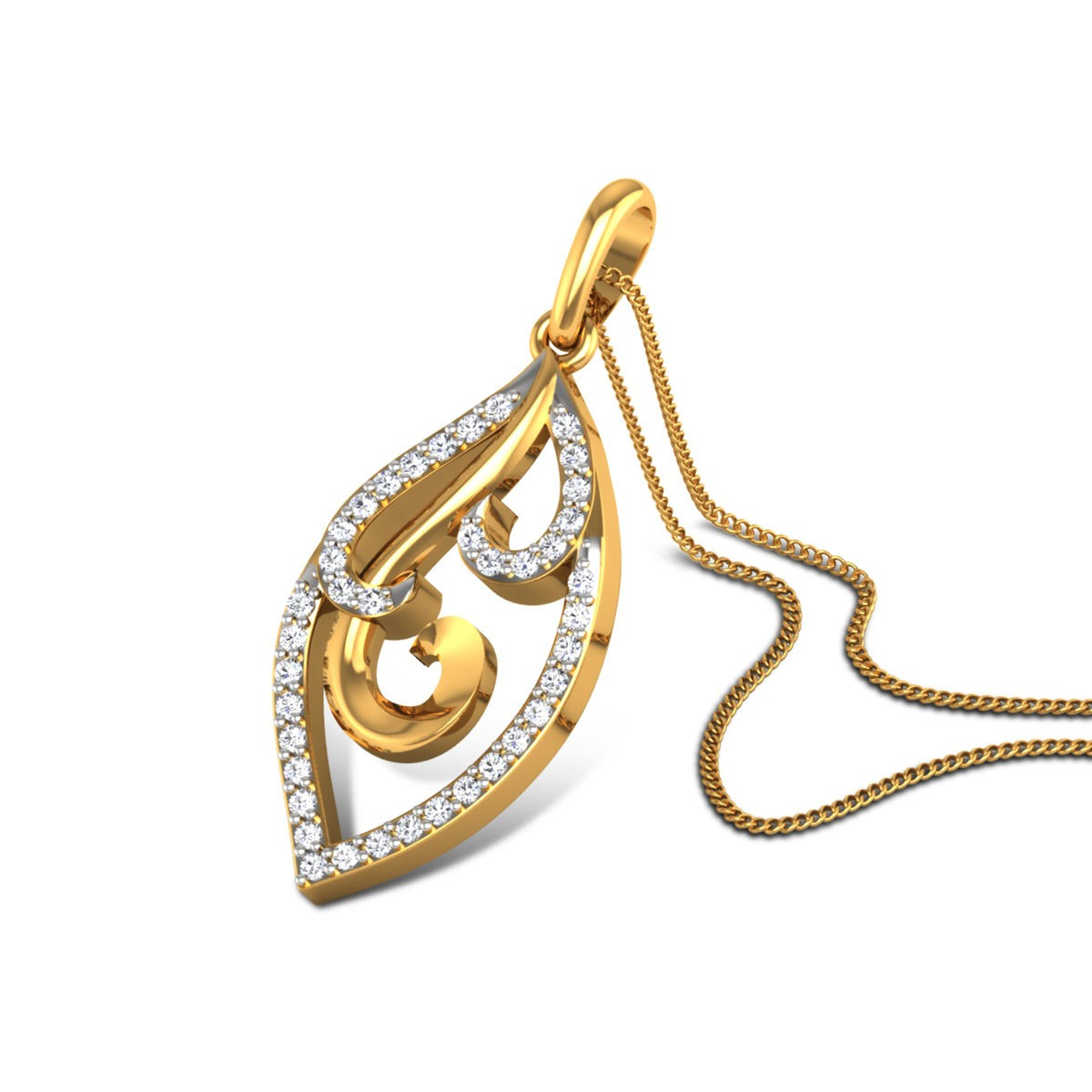 Tasha Diamond Pendant