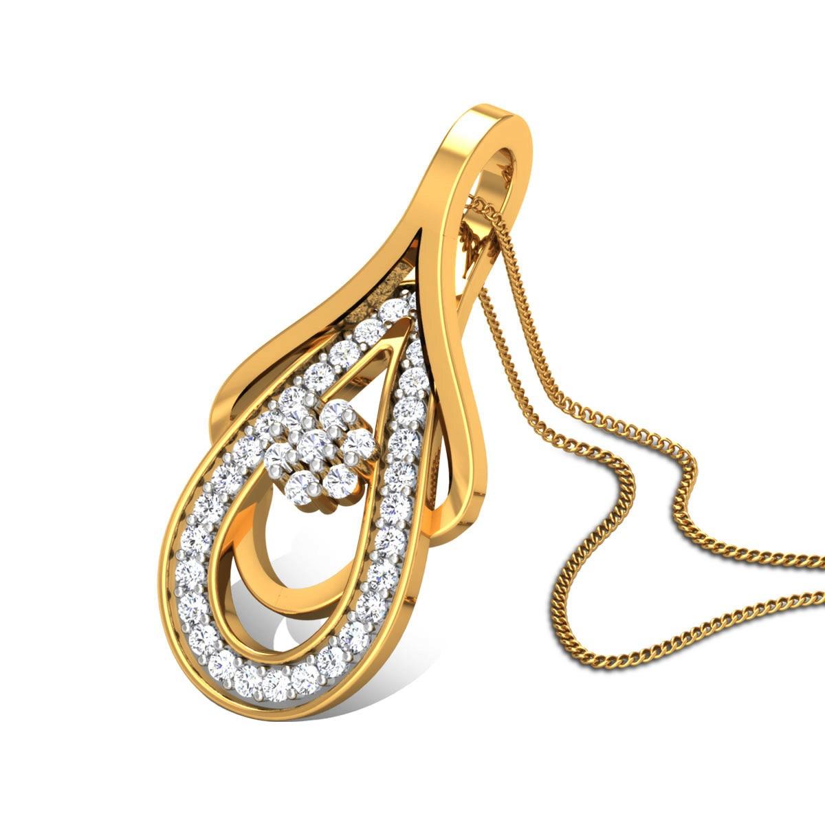 Bidiya Diamond Pendant