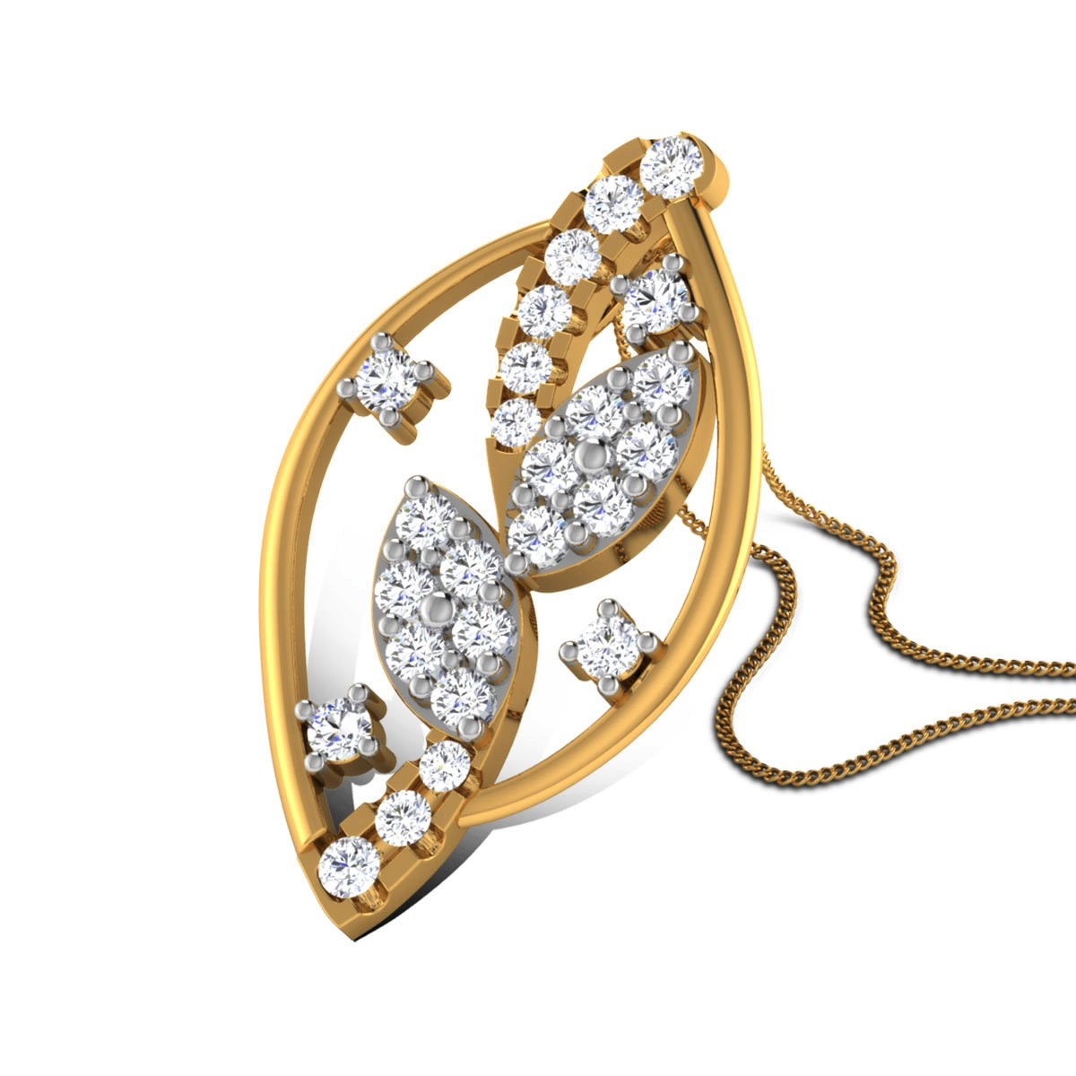 Adrisa Diamond Pendant