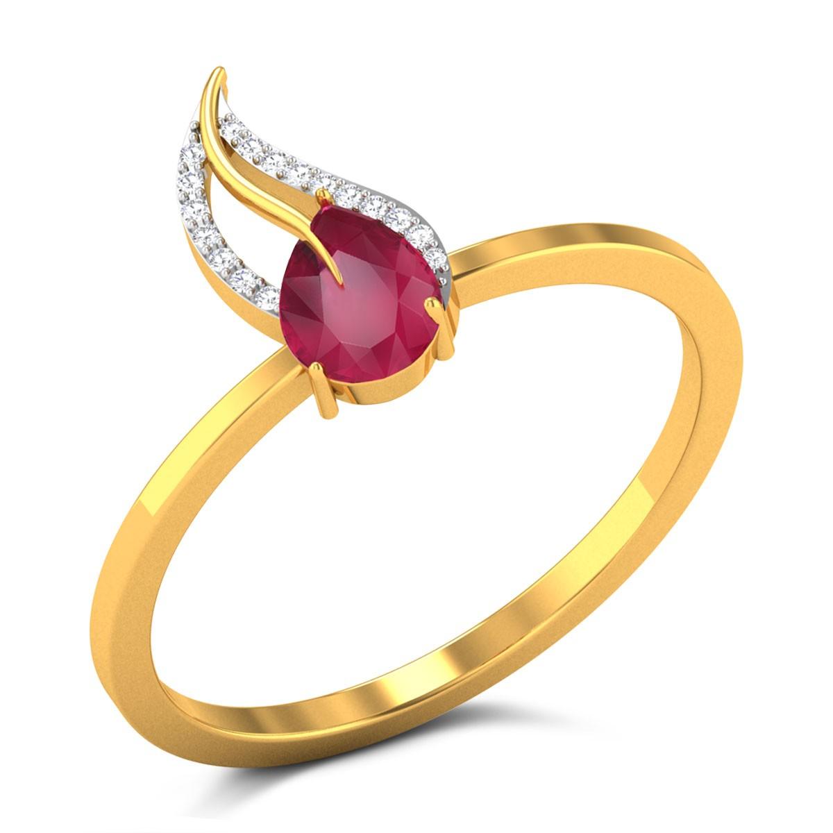 Marissa Diamond Ring
