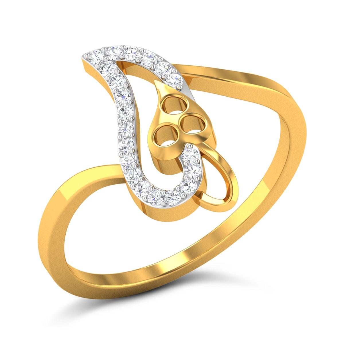 Tori Diamond Ring