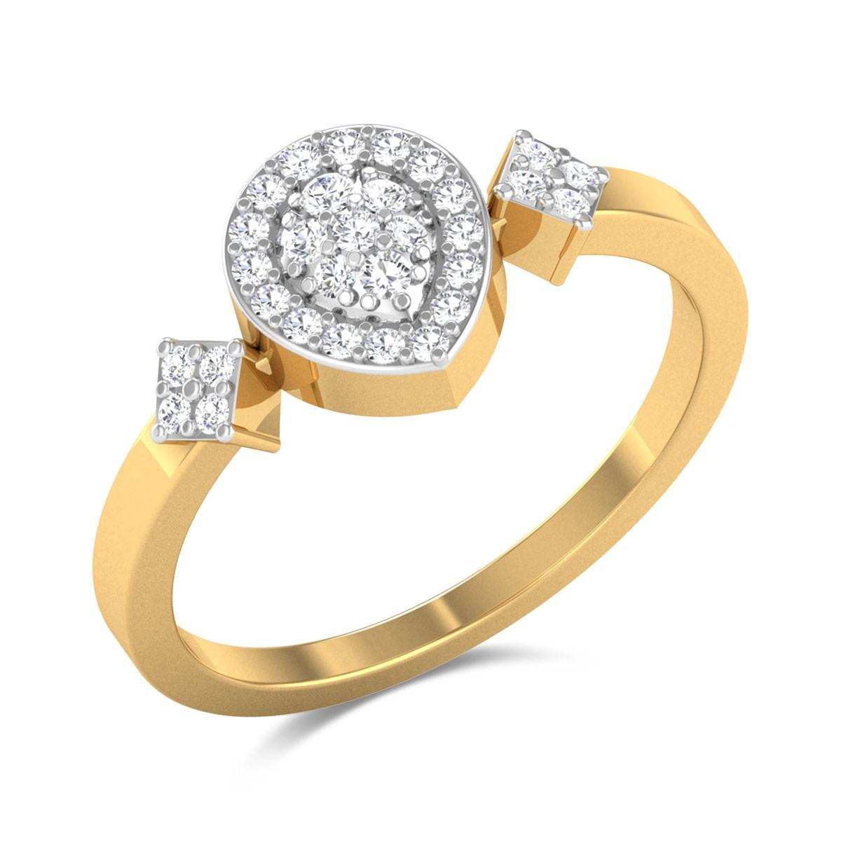 Hester Diamond Ring