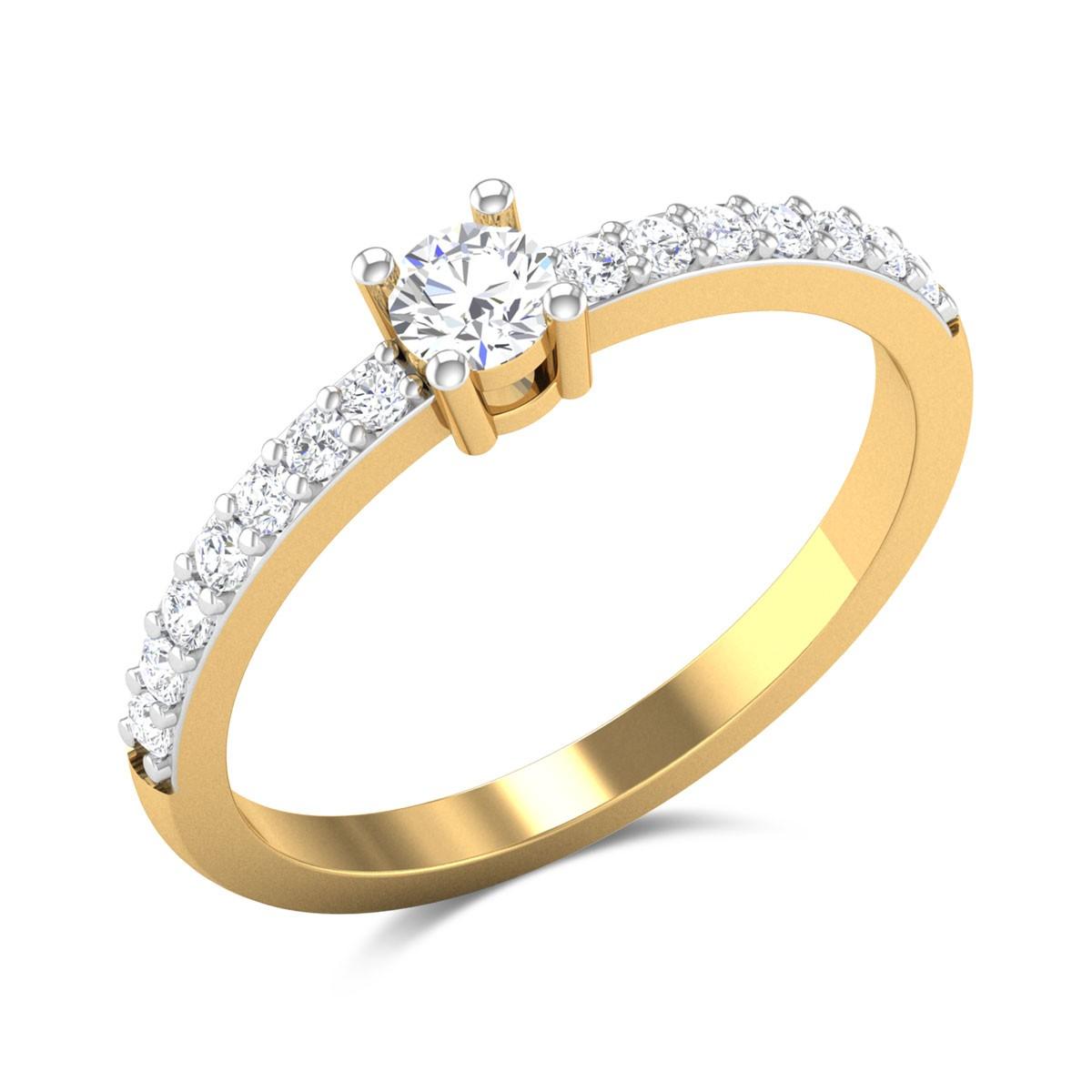 Juno Diamond Ring