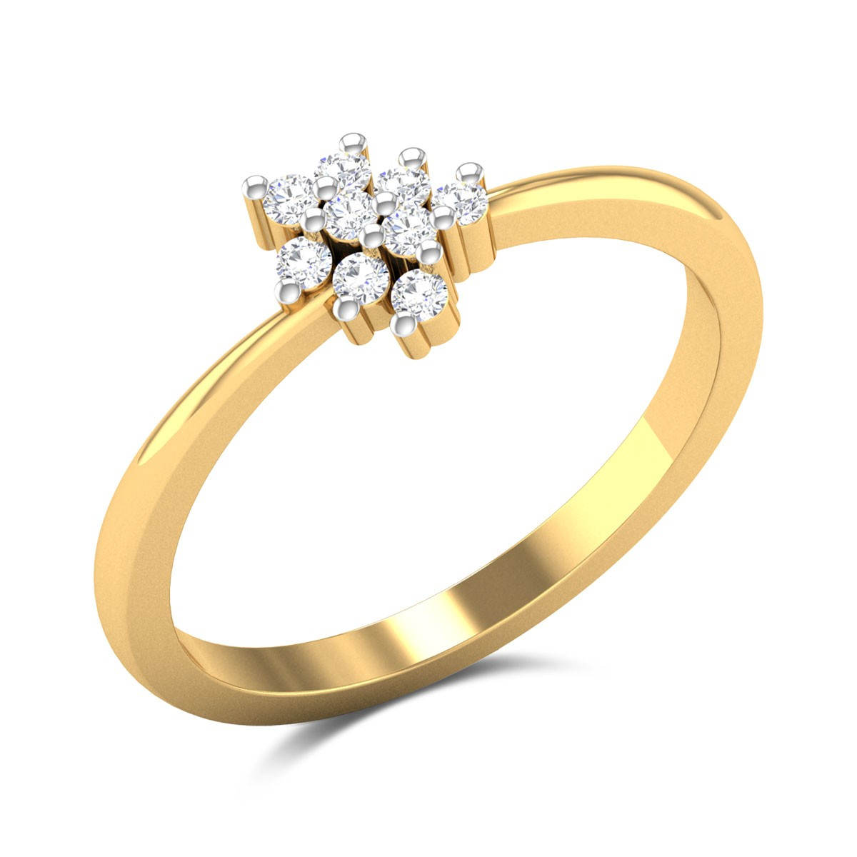 Hima Diamond Ring