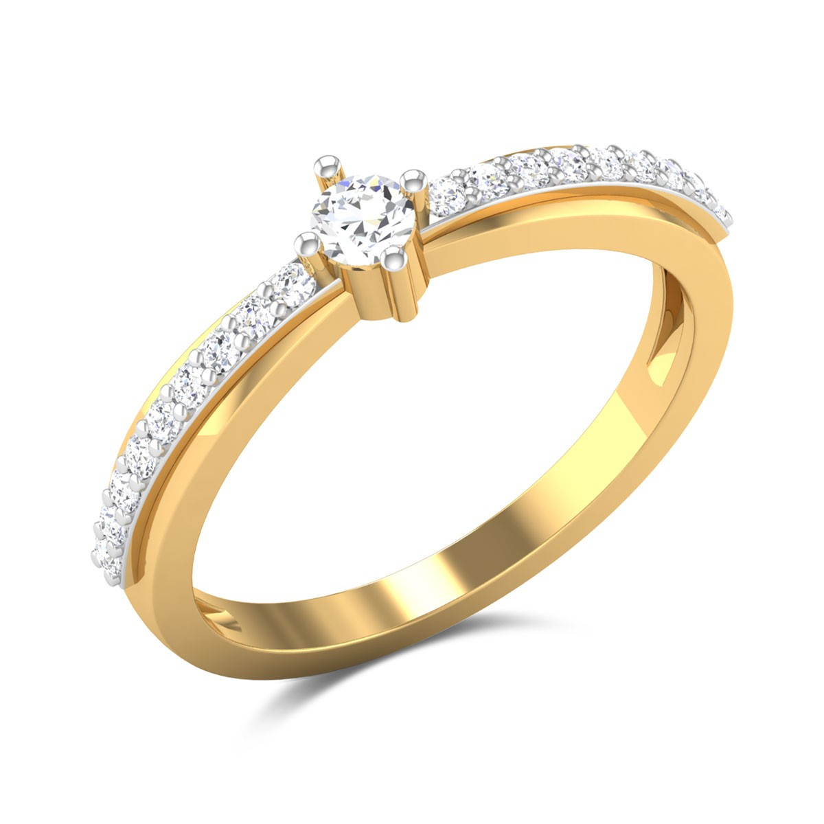 Azalia Diamond Ring