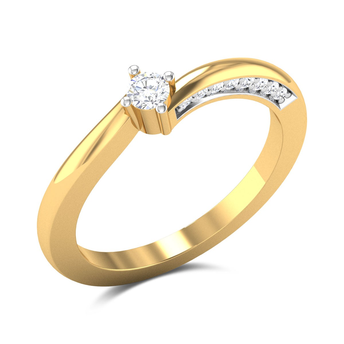 Arden Diamond Ring