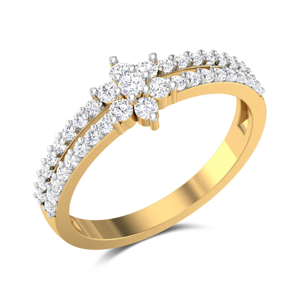 Margrette Diamond Ring