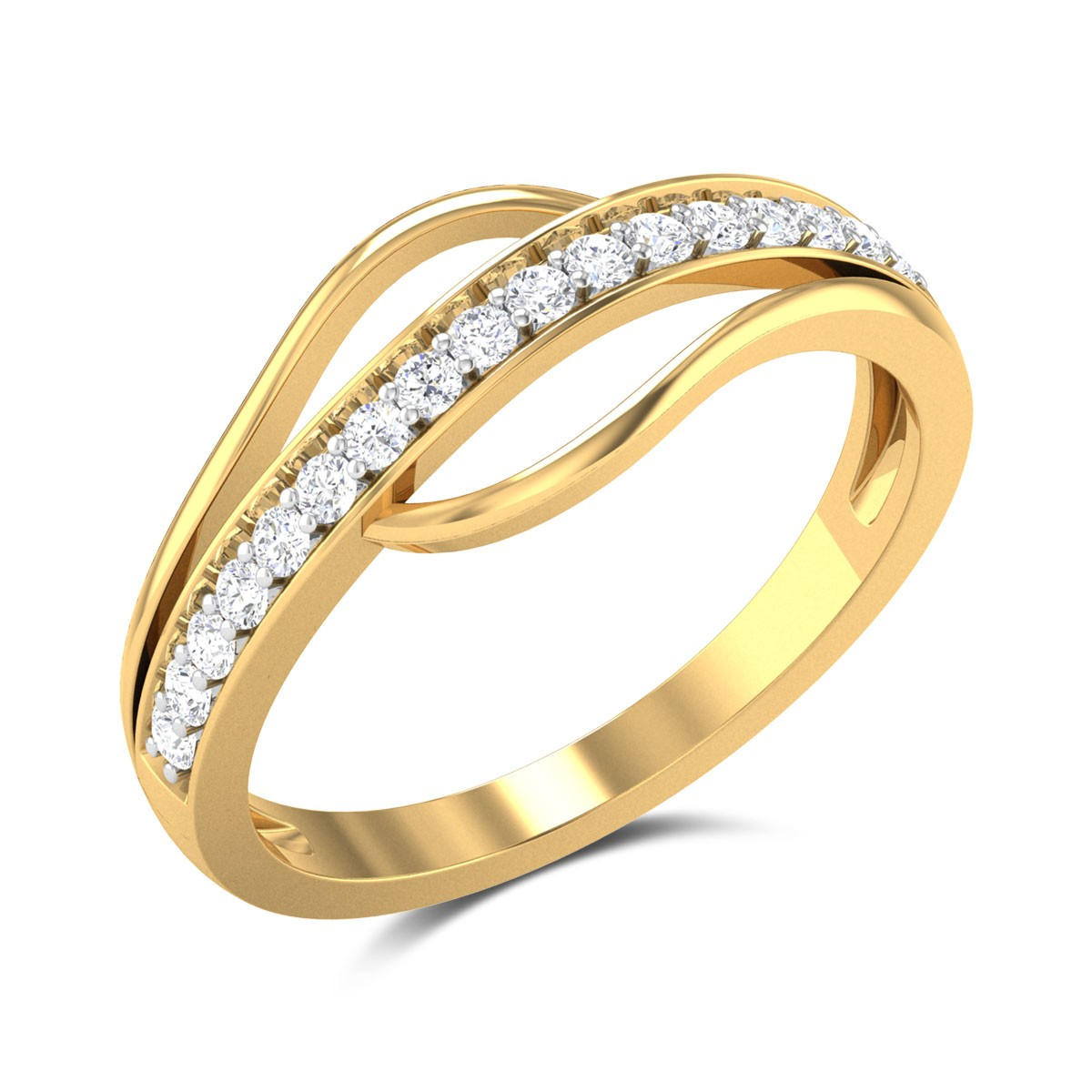 Iselin Diamond Ring