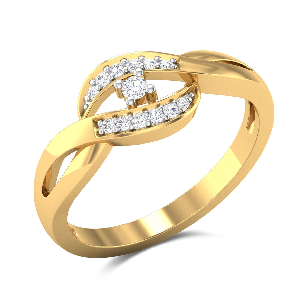 Isabella Diamond Ring