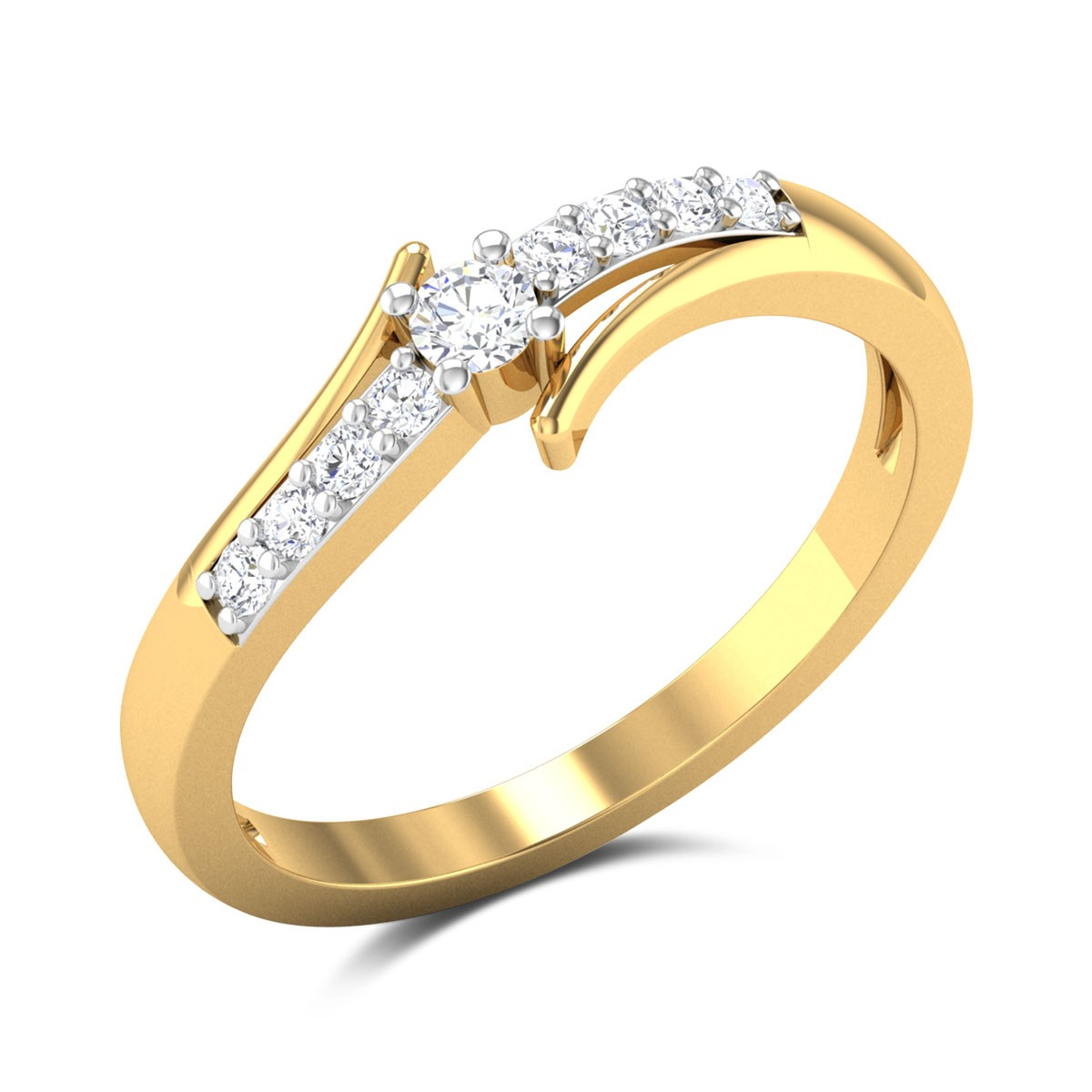 Contanza Diamond Ring