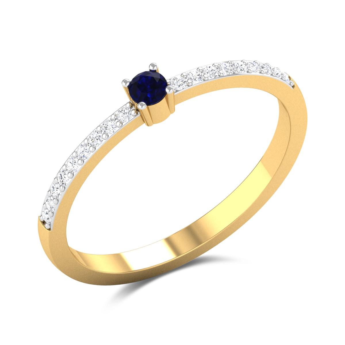 Odele Diamond Ring