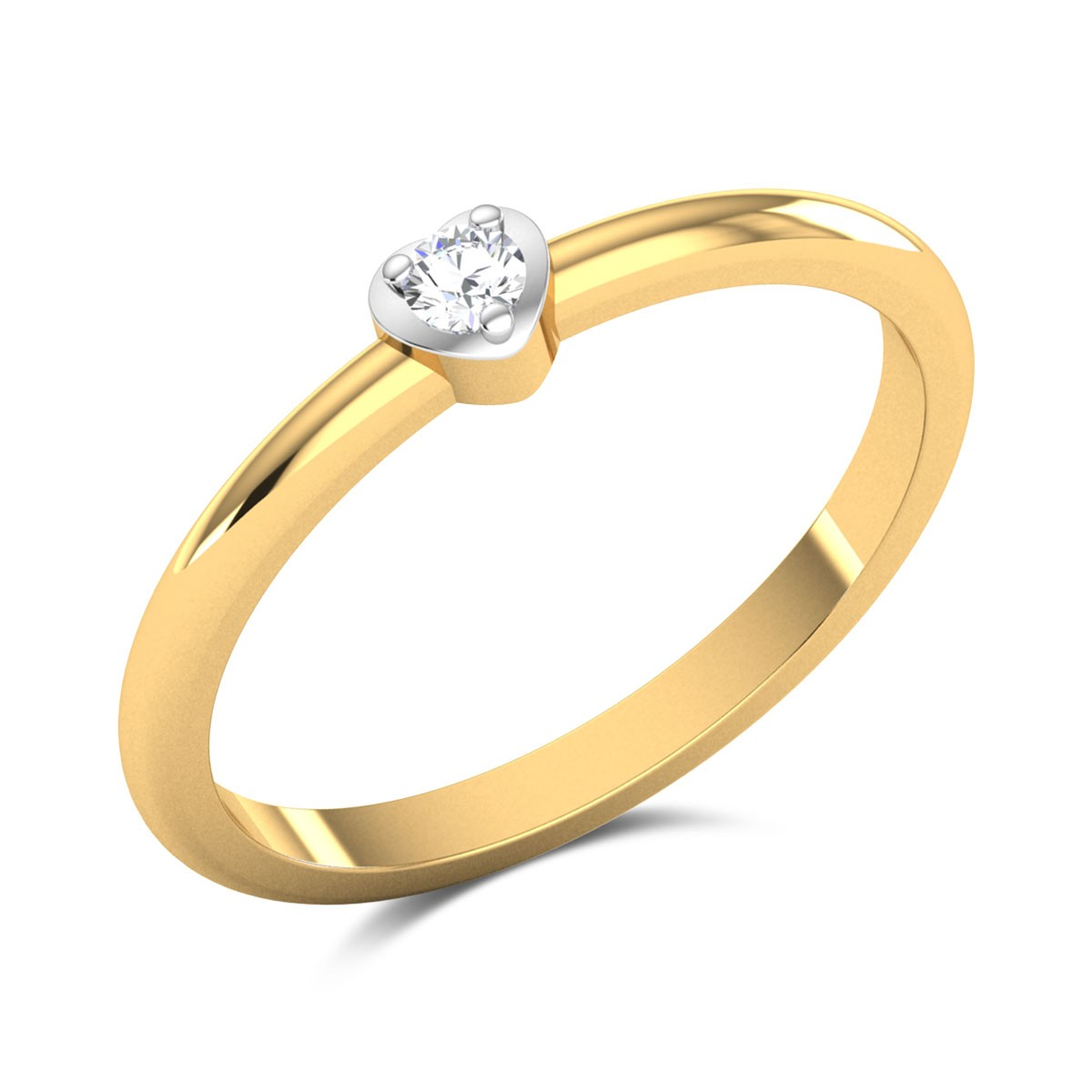 Cornaro Diamond Ring