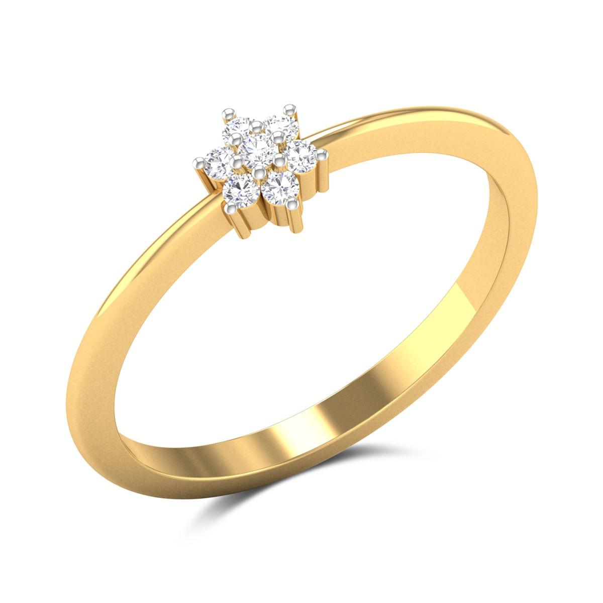 Hollie Diamond Ring