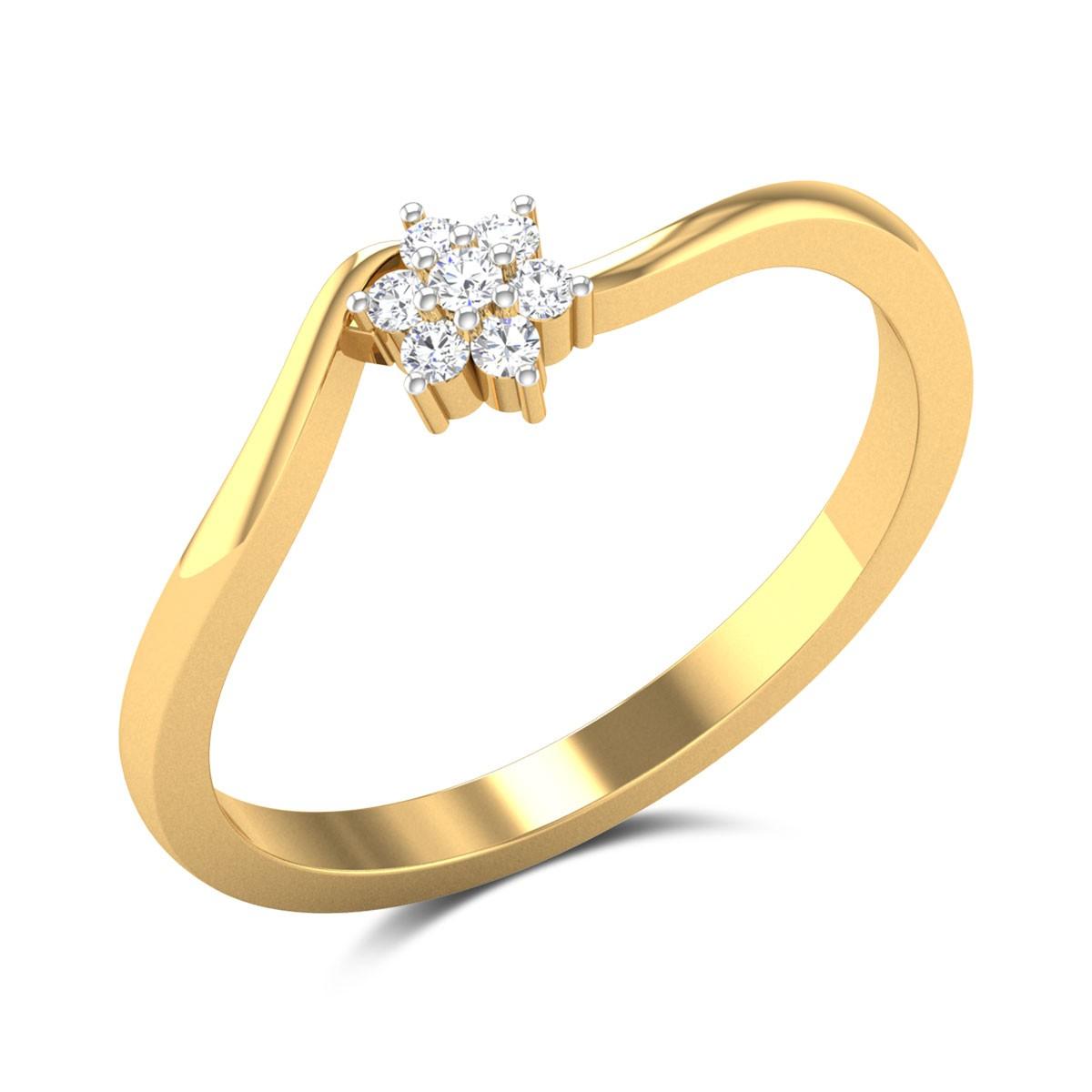 Brook Diamond Ring
