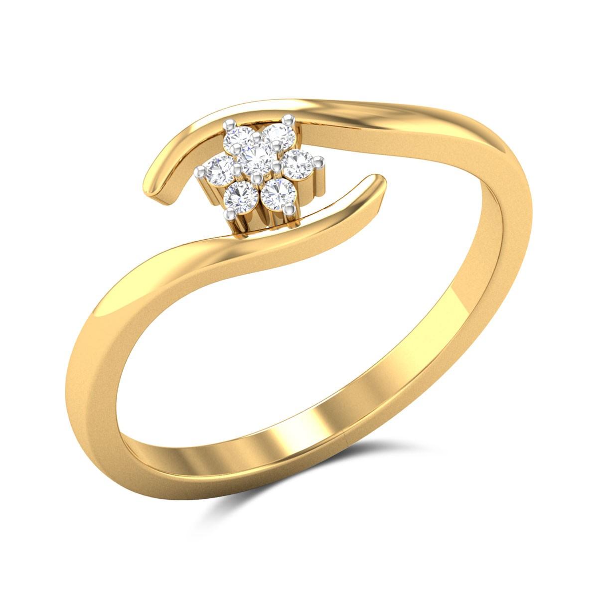 Kaite Diamond Ring