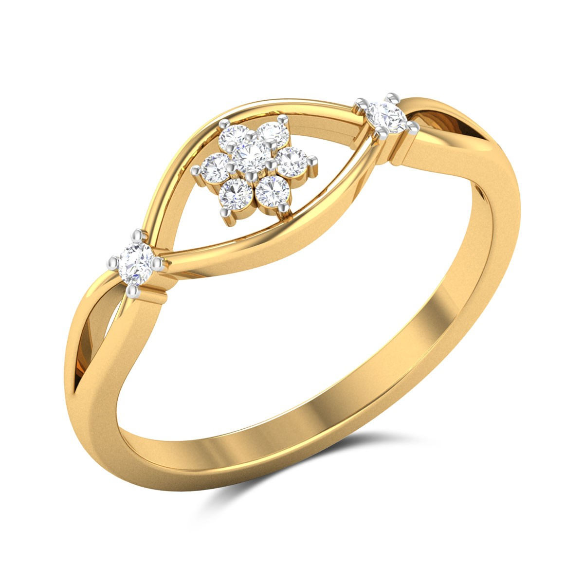 Harriet Diamond Ring