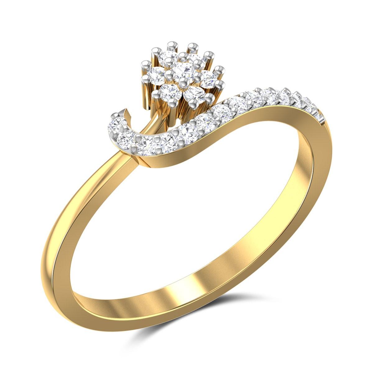 Anna Diamond Ring