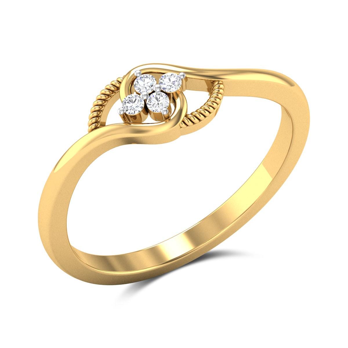 Faith Diamond Ring