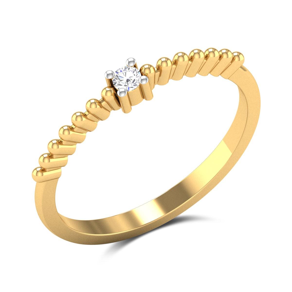 Julia Diamond Ring