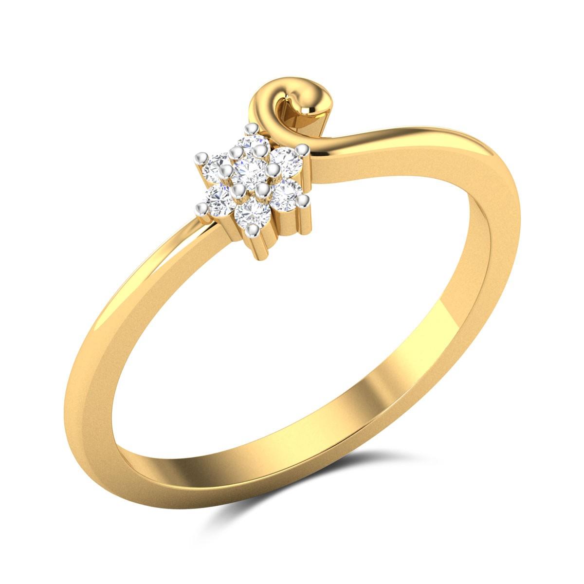 Paige Diamond Ring